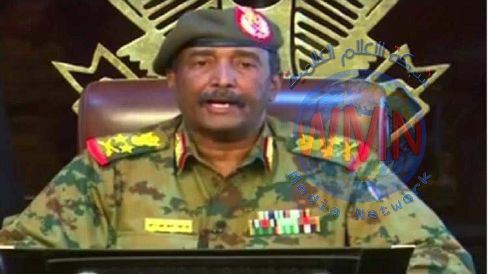 المجلس العسكري السوداني يعفي ثلاثة مسؤولين