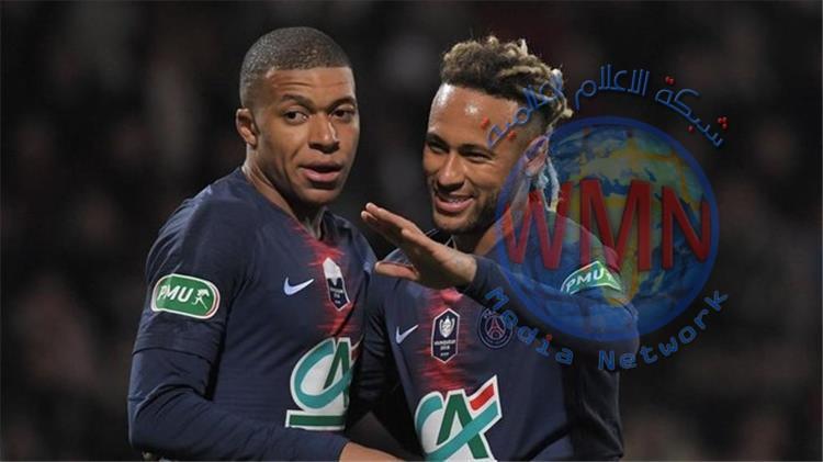 سان جيرمان يتوج بلقب الدوري الفرنسي قبل خمس جولات من النهاية