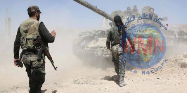 الجيش السوري يقتحم جنوب الرقة