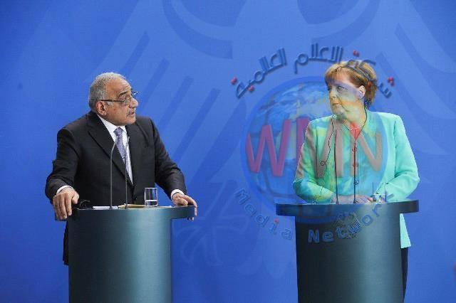 ميركل: سياسة العراق الحالية تحقق مصلحة الجميع