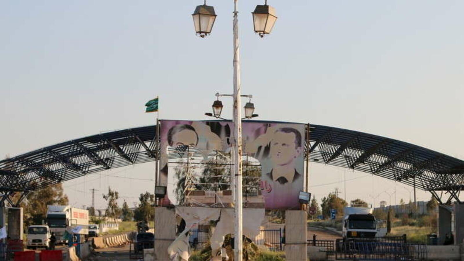 سوريا تلغي جميع الإعفاءات الممنوحة للشاحنات السعودية