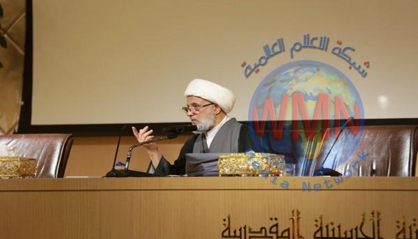 الشيخ عبد المهدي الكربلائي: تحديات البلد بسبب سوء الإدارة