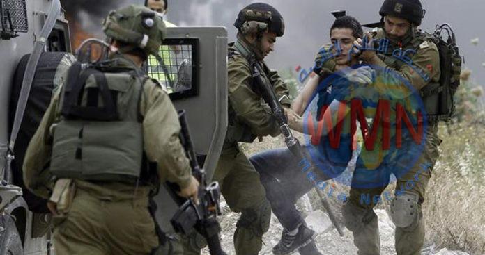 قوات الاحتلال تعتقل 3 فتية فلسطينيين من ساحات الأقصى