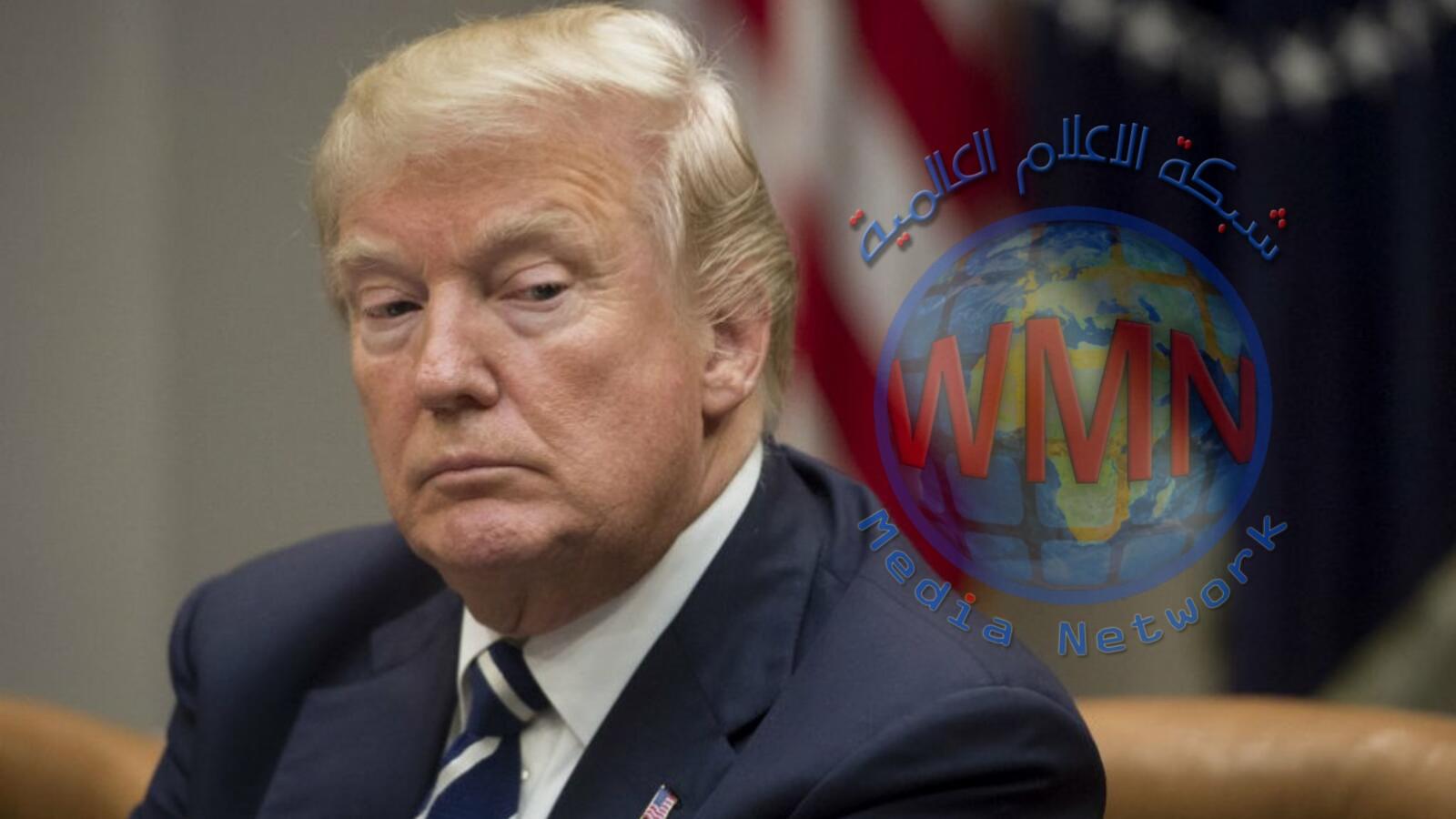 الرئيس الأمريكي دونالد ترامب يعلن عقوبات جديدة ضد إيران