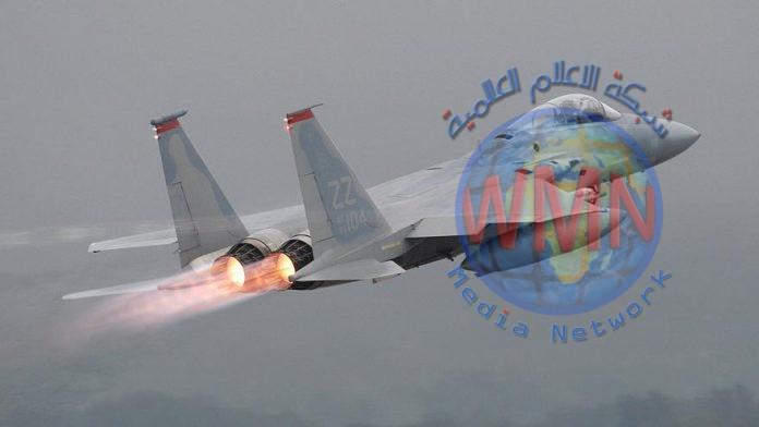 تحطم طائرة عسكرية تابعة للبحرية الامريكية