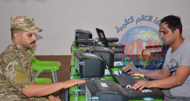 مديرية المالية في الحشد الشعبي تباشر بتوطين رواتب مقاتلي اللواء الرابع في البصرة