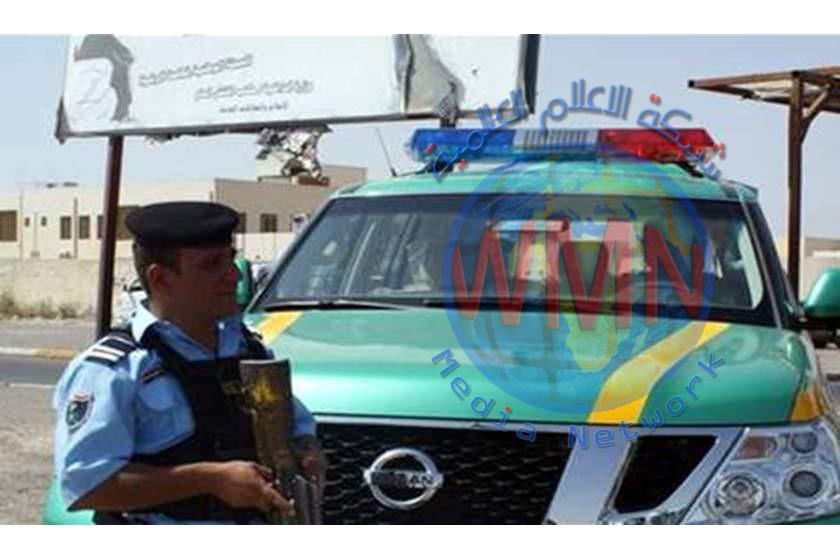 نجدة بغداد تلقي القبض على منتحل صفة ضابط بوزارة الدفاع