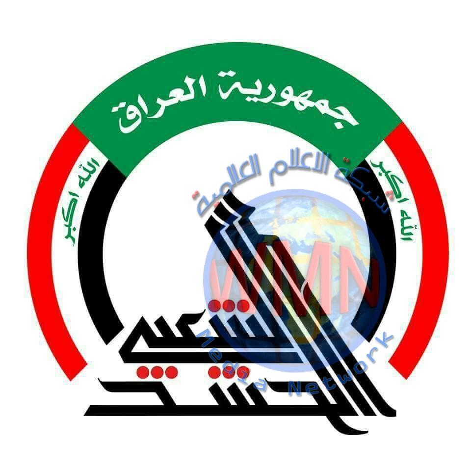 عمليات نينوى للحشد الشعبي مقتل جميع الانتحاريين الذين تسللوا الى قضاء القيروان غرب الموصل.
