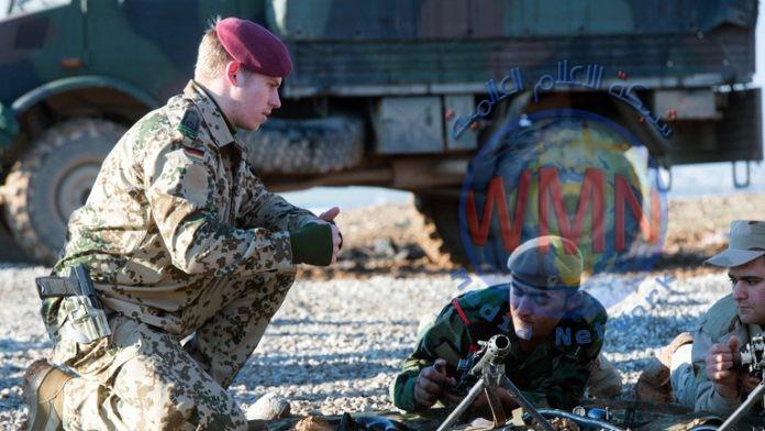 استئاناف مهمة تدريب العسكريين شمال العراق من قبل ألمانيا