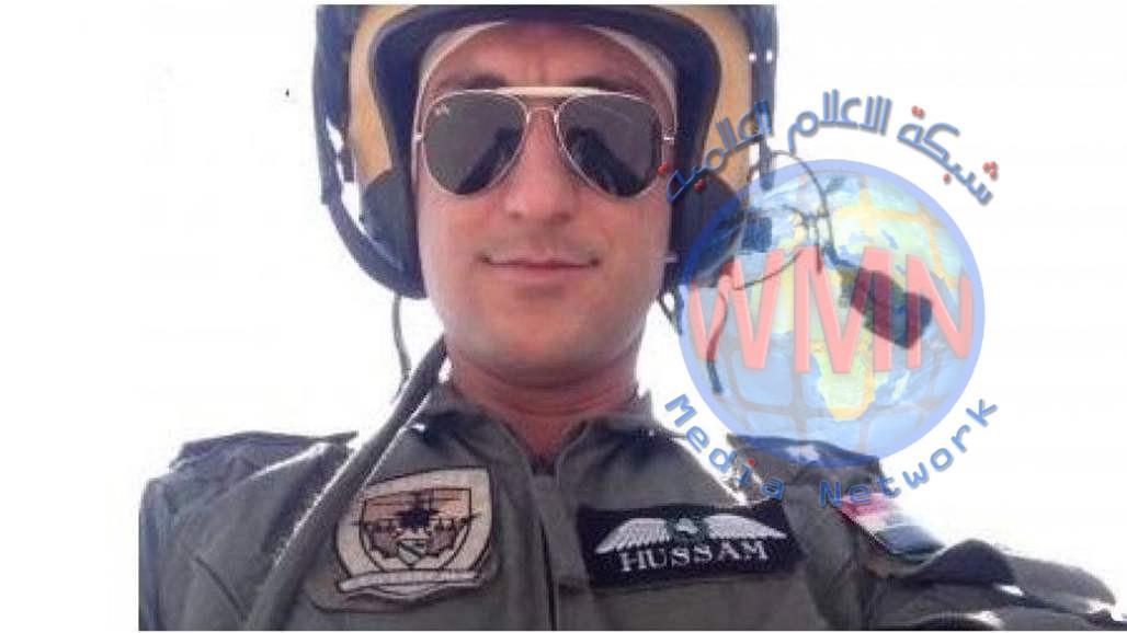 طيار عراقي مُصاب ينجح بقيادة طائرته والهبوط بها