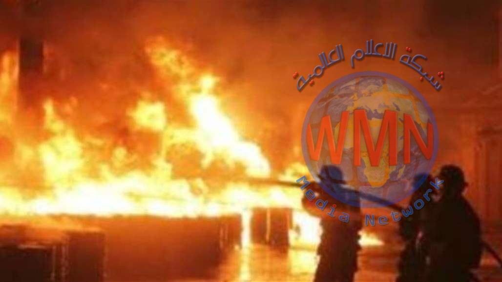 الدفاع المدني يعلن عدد الحرائق في عموم العراق خلال ايار الحالي