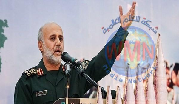 قائد بالحرس الثوري محذراً: تكلفة الحرب ستتحملها كل المنطقة