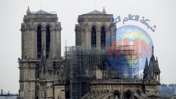 فرنسا تصادق على مشروع قانون ترميم نوتردام