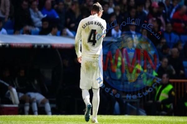 راموس يبلغ بيريز بقرار الرحيل عن ريال مدريد