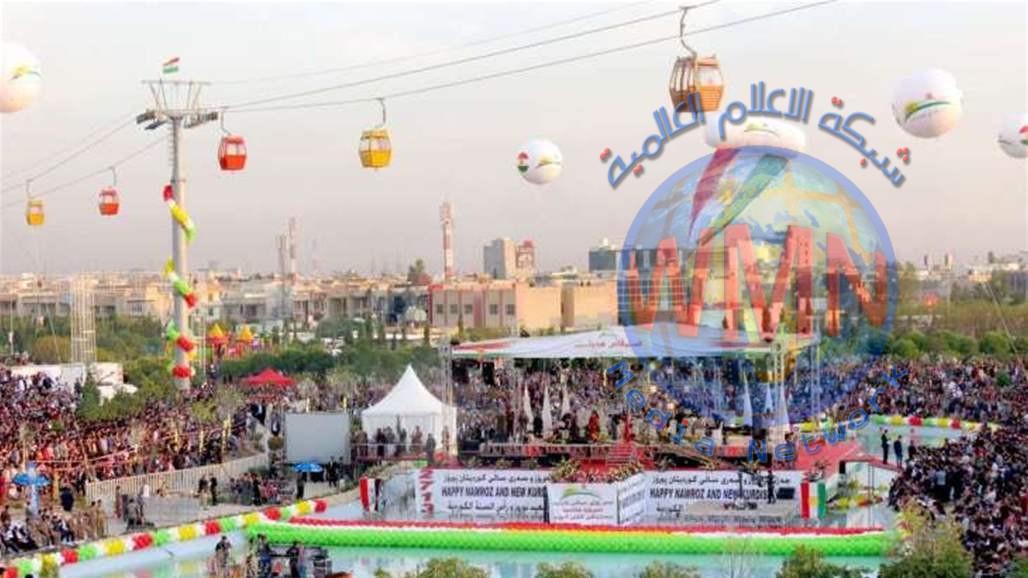 امن كردستان يقدم تسهيلات جديدة للسياح خلال أيام العيد