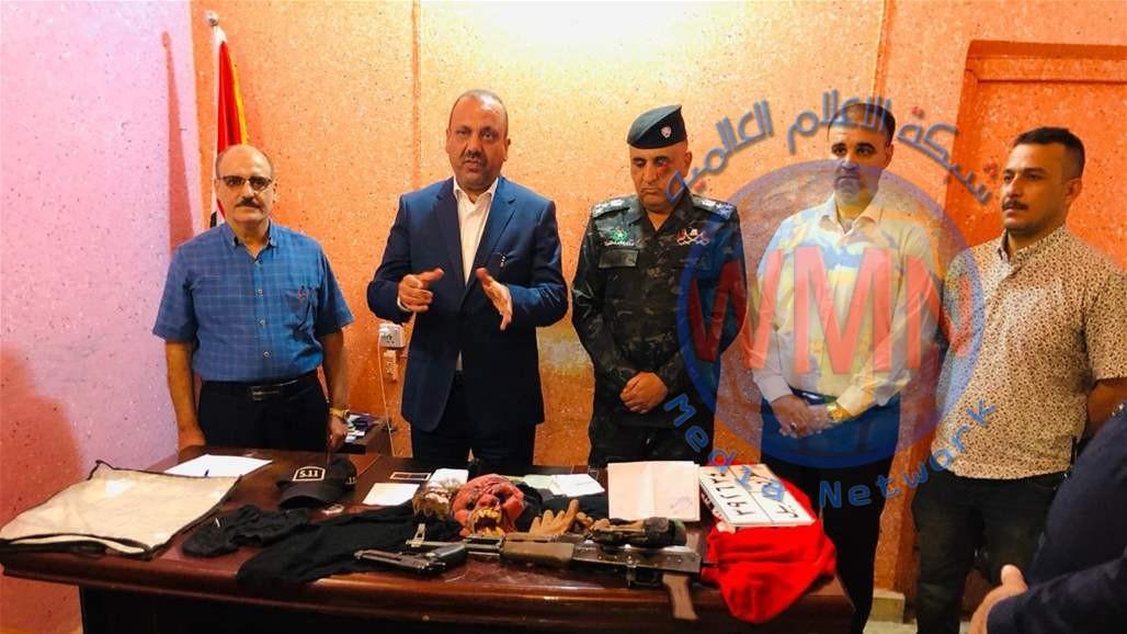 القبض على عناصر عصابة بعد 24 ساعة من سرقتهم سيارة في النجف