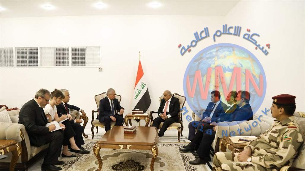 عادل عبد المهدي: العلاقات العراقية الروسية مهمة ومؤثرة ويجب تعزيزها