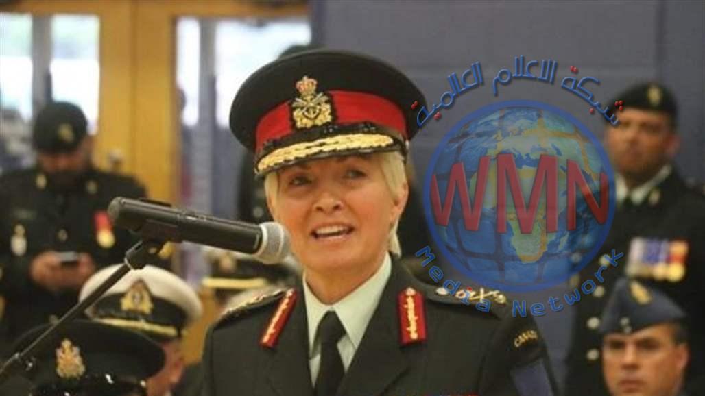 تعيين امرأة قائدة لبعثة الناتو في العراق لأول مرة