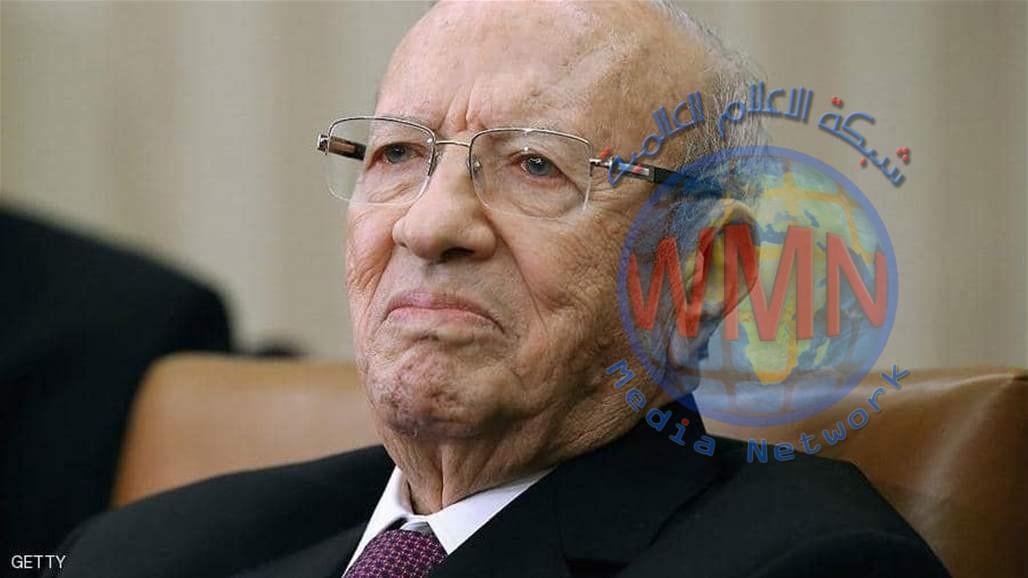 تونس تصدر بيانا رئاسيا عن صحة الرئيس