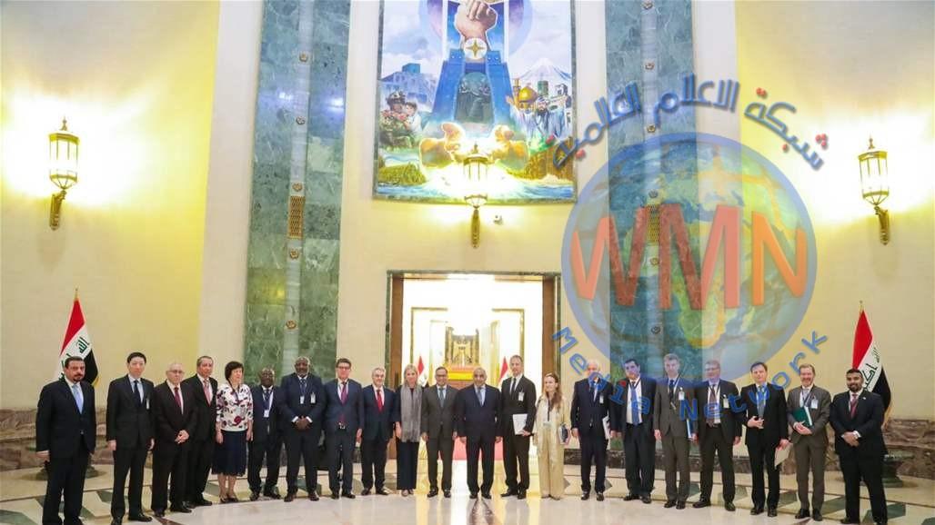 عبد المهدي يشكر مجلس الأمن الدولي على دعمه للعراق وشعبه وحكومته