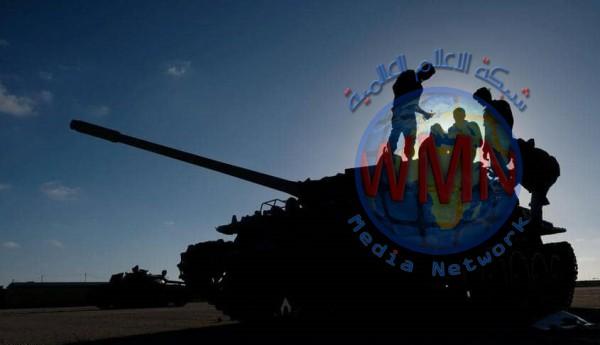 """الجيش الليبي يصيب """"درون تركية"""" استهدفت أحياء سكنية"""