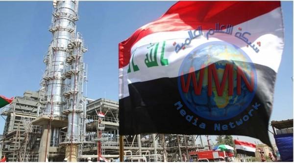 الكشف عن احتياطي العراق من النفط الخام