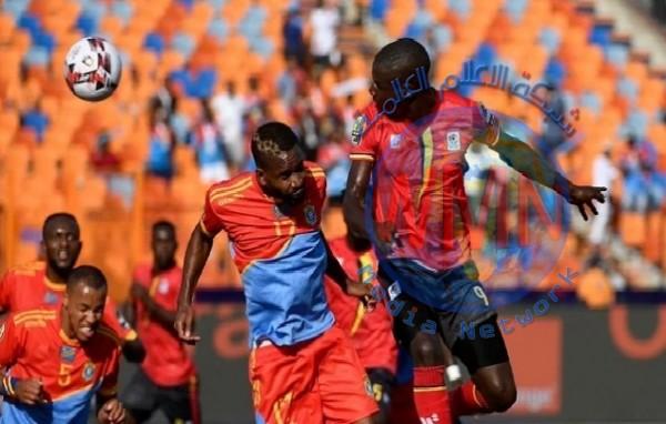 أوغندا تهزم الكونغو بثنائية وتتصدر مجموعة مصر في كأس الأمم