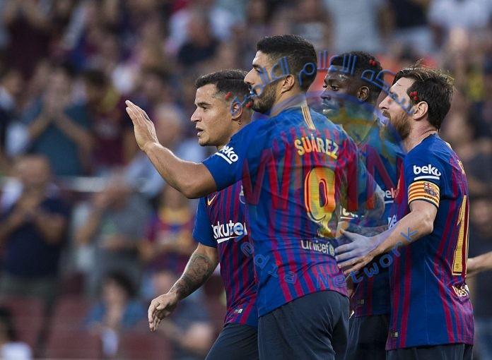 برشلونة بصدد الاعلان عن صفقة كبيرة خلال ساعات