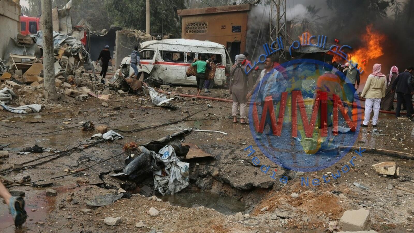 رايتس ووتش تطالب اميركا بتعويض الضحايا السوريين