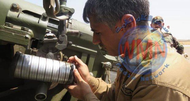 مديرية مقاتلة الدروع تشارك في عمليات إرادة النصر الثانية شمالي بغداد وصحراء نينوى