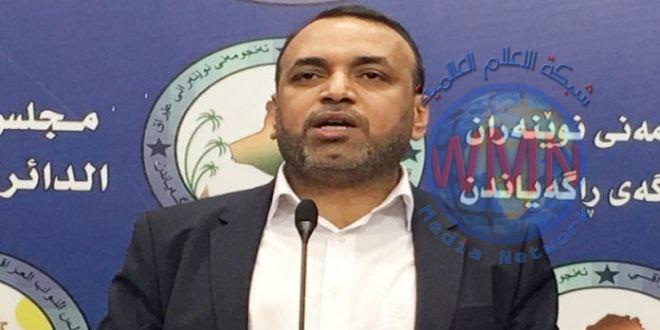 احمدالاسدي:العبادي اطلق اتهامات كثيرة تجاه الحشد