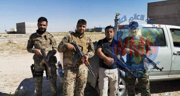 الحشد الشعبي يضبط معملا للتفخيخ تابعا لداعش في كركوك