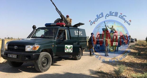 اللواء 42 بالحشد الشعبي والاتحادية ينهيان تفتيش منطقة الرفيعات والقرى المحيطة بها شمالي بغداد