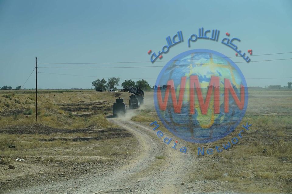 """آمر اللواء ١٤ بالحشد: """"إرادة النصر"""" عملية أمنية غير مسبوقة"""