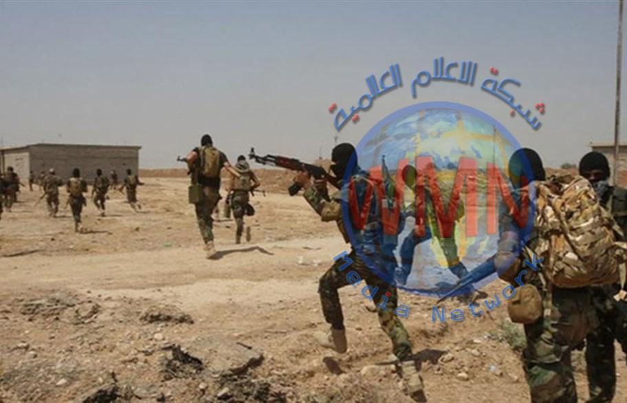 اللواء 19 في الحشد يشرع بعملية تفتيش في صحراء الأنبار وصولا لقضاء البعاج