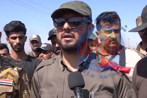 """الحشد الشعبي يدك أكبر معقل لـ""""داعش"""" في تلال حمرين"""