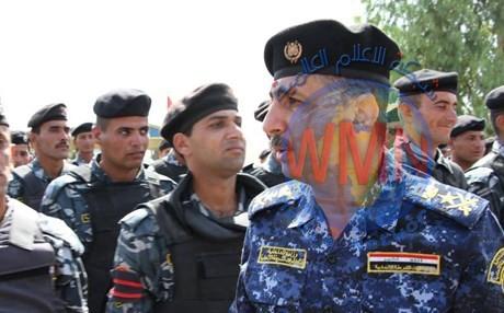 الفريق جودت: أي عدو لا يستطيع الوقوف بوجه الشرطة الاتحادية والحشد الشعبي