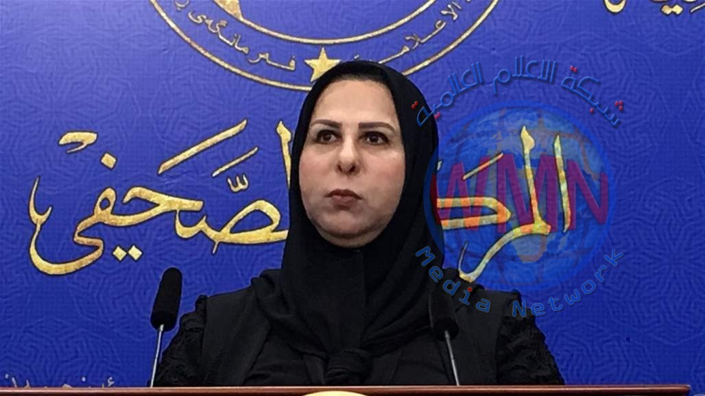 """عالية نصيف تكشف عن """"آخر فعاليات الفاسدين"""" في وزارة الكهرباء"""