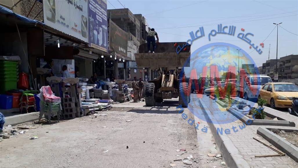 """تعرض موظفين تابعين لأمانة بغداد إلى """"اعتداء"""" شرقي العاصمة"""