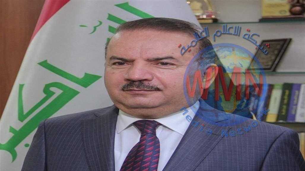 وزير الداخلية يصل البصرة على رأس وفد رفيع