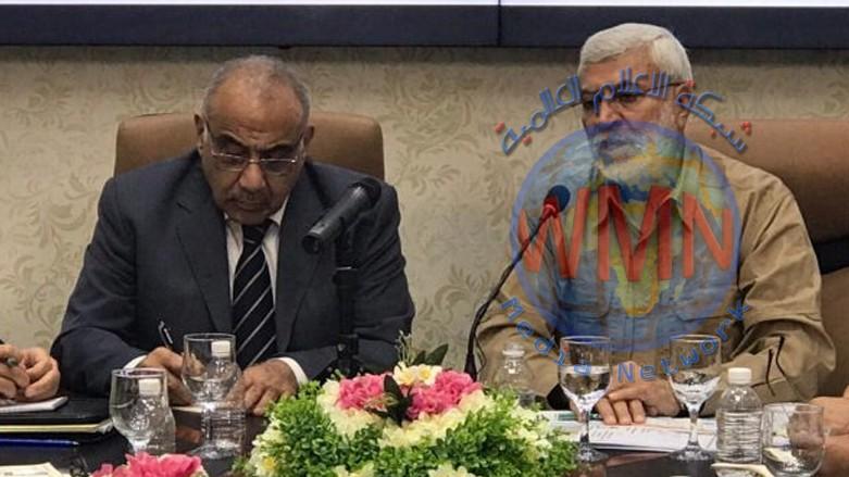 بالوثيقة… عادل عبد المهدي يصدر أمرًا ديوانيًا بخصوص الحشد الشعبي
