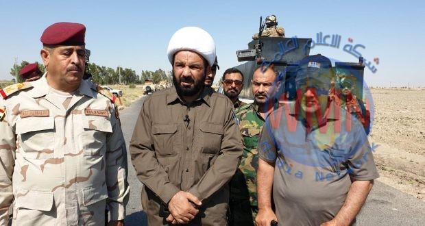 عمليات قاطع شرق الانبار للحشد الشعبي تبدأ بالمرحلة الثانية من عمليات ارادة النصر شرق المحافظة