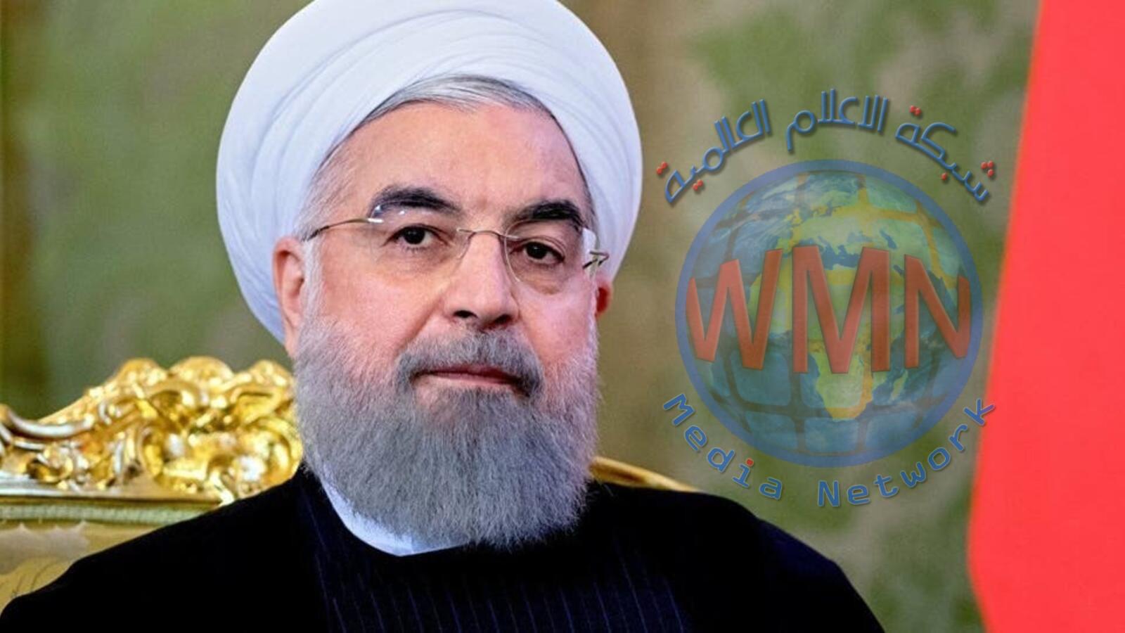 روحاني: مستمرون برفع مستوى تخصيب اليورانيوم
