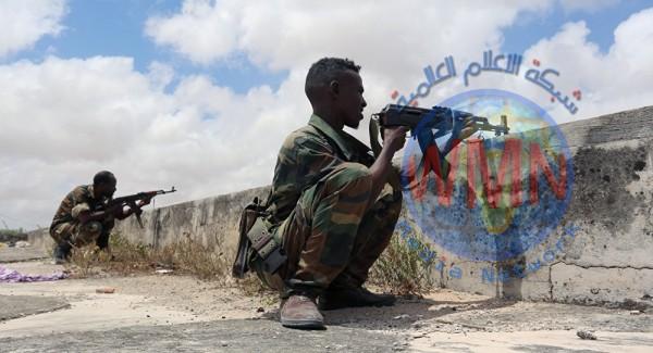قوات الأمن الصومالية تنهي هجوما إرهابيا على فندق بمدينة كيسمايو