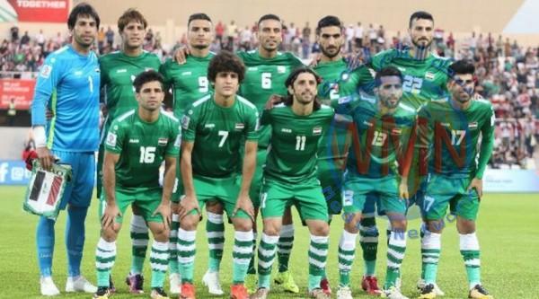 العراق في المجموعة الثالثة بتصفيات كأس العالم وكأس آسيا