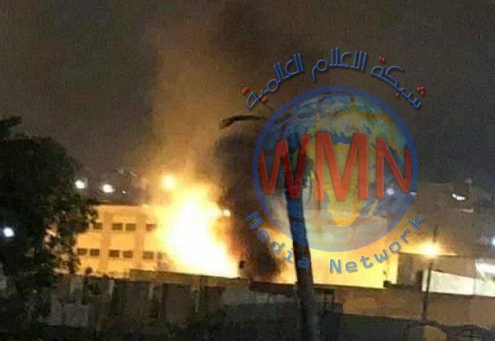 الجيش الوطني الليبي يجدد قصف قاعدة الطائرات التركية المسيرة
