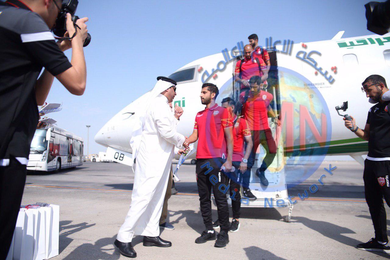 اتحاد الكرة يصدر بياناً بشأن تأخر وفد المنتخب البحريني في مطار النجف