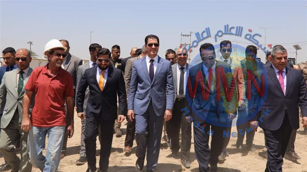 وزير التخطيط يؤكد المصادقة على المشاريع الحيوية في بابل