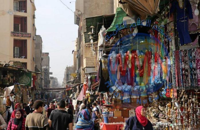 انخفاض التضخم السنوي في مصر