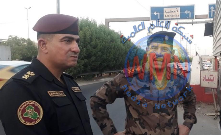 """الفريق الركن البياتي يعلن رفع سيطرة """"اللقاء"""" غربي بغداد بعد عيد الاضحى"""